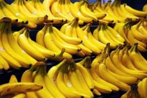 bananas weight gain