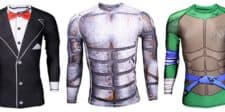 Rash Guard for Muay Thai: Training in Style