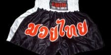 Best Muay Thai Shorts for Big Guys