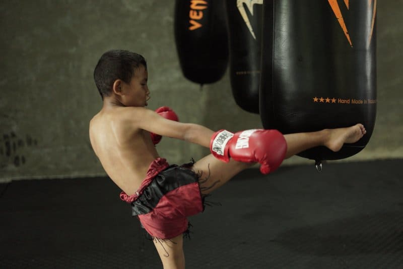 muay thai gloves for small hands