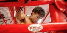 Training Muay Thai when Sick