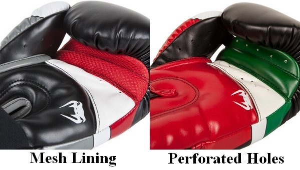 Breathable Boxing Gloves No More Glove Stench Muay Thai