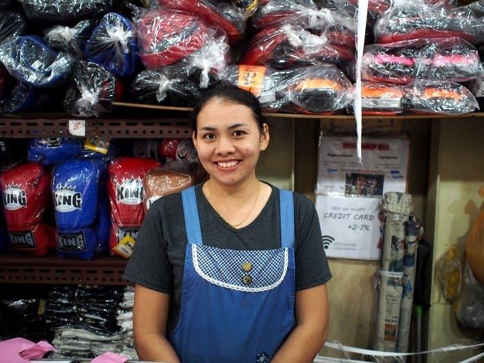bangkok muay thai gear