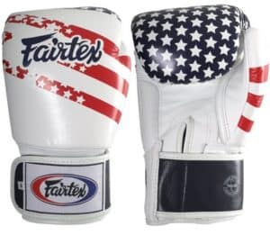 muay thai sparring gloves
