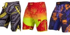 MMA Shorts for Muay Thai