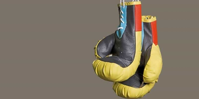 how to clean muay thai boxing gloves