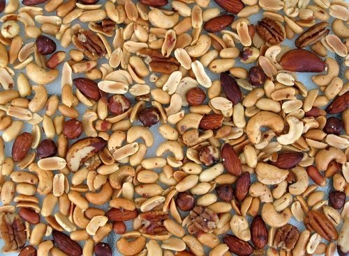 nuts vegan muay thai