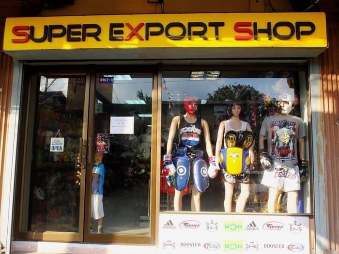 super export shop bangkok