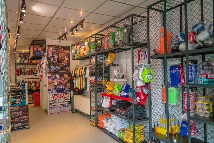 where to buy muay thai gear in bangkok