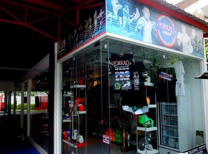 yokkao shop bangkok