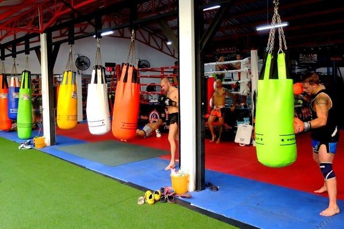yokkao gym bangkok