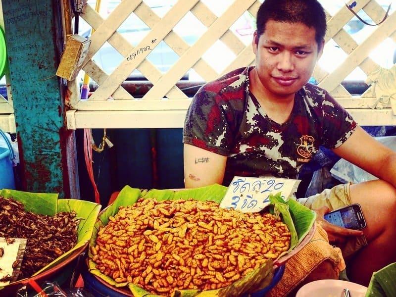 bangkok klong toei market