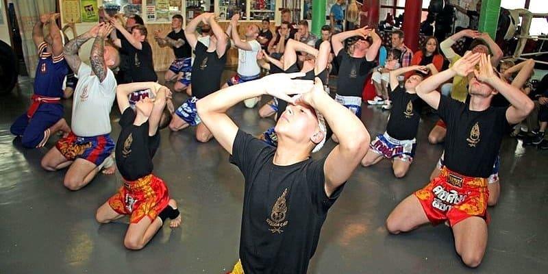 Muay Thai Gym Etiquette