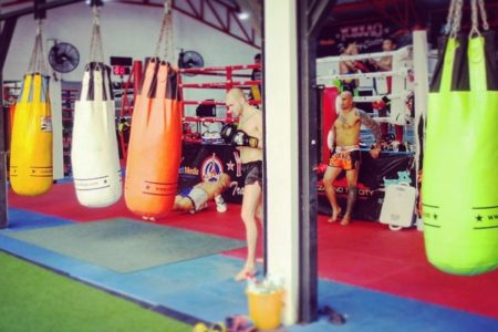 where to train muay thai in bangkok