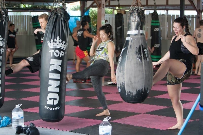 best muay thai gym for beginners