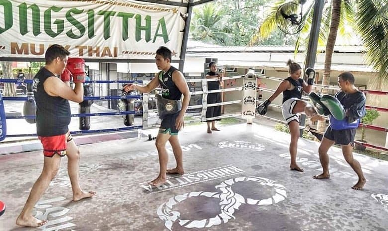 best muay thai camp for beginners