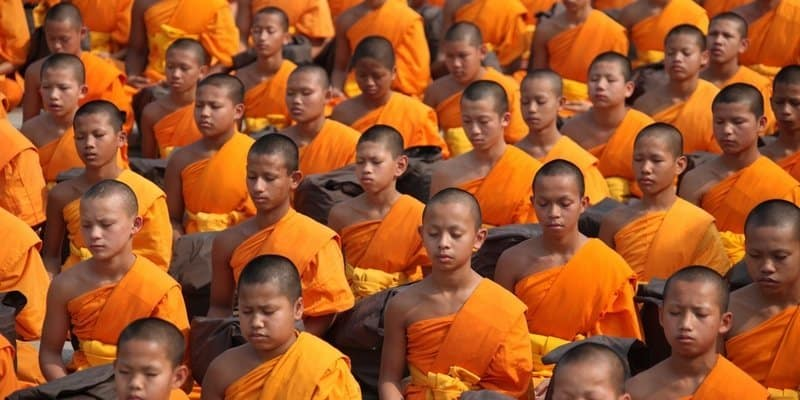 meditation for muay thai