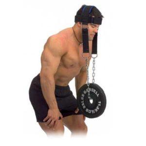 neck strengthening for muay thai