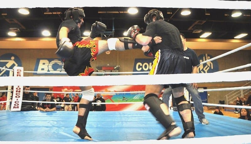 hook up thai boxing