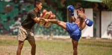 Shin Conditioning for Muay Thai MMA
