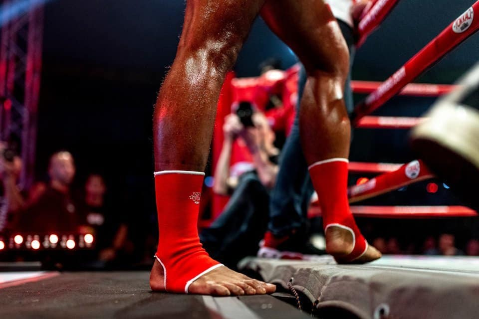 muay thai ankle support