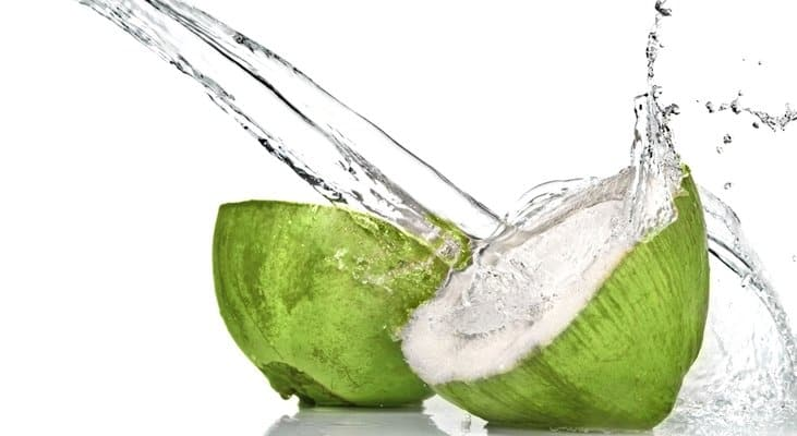 coconut water for muay thai