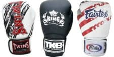 Fairtex vs Twins vs Top King: Muay Thai Gloves Showdown