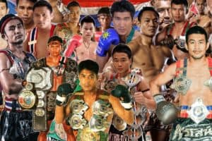 best muay thai fighters