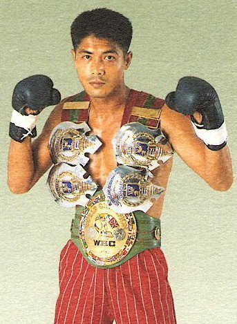 Best Muay Thai Fighter