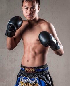 top muay thai fighters now
