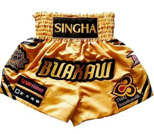 best muay thai shorts