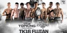 Top King World Series Semi-Finals 70 KG Descends On Fujian China