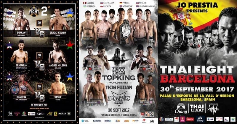 muay thai news