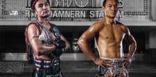 So this almost happened: Saenchai vs Sam-A