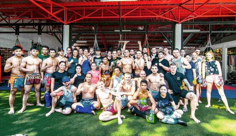 Best Muay Thai Gym for Beginners (Bangkok) - Muay Thai Citizen