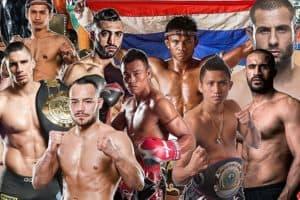 best kickboxers
