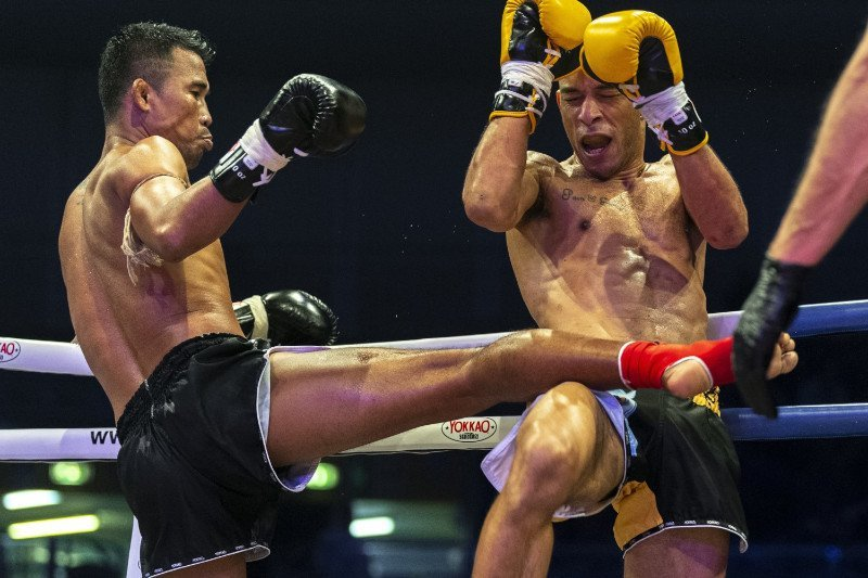can a muay thai kick kill