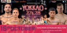 Yokkao 27 – 28: Are You Ready for a War?
