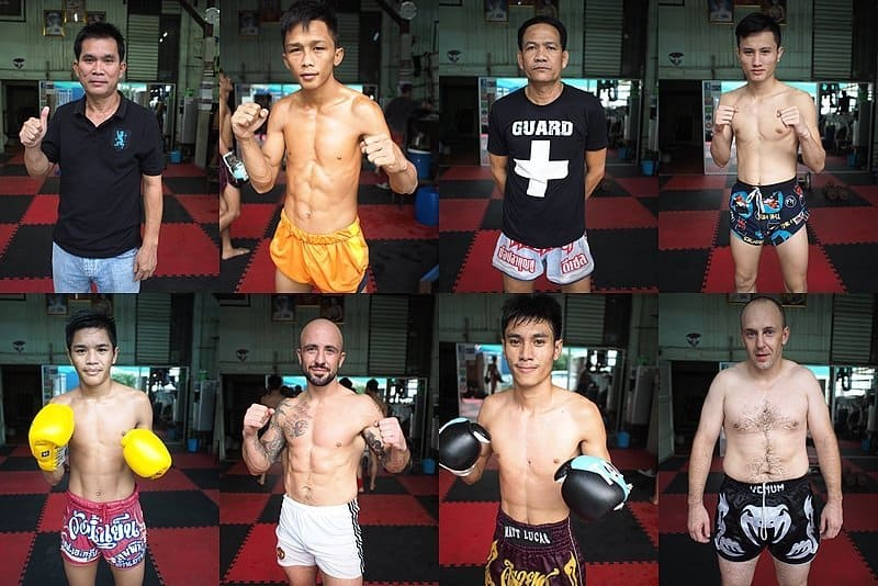 fa group muay thai