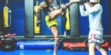 Wiz Khalifa Opts for Yokkao Muay Thai Shorts
