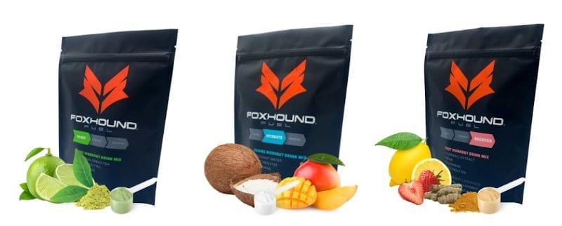 foxhound fuel