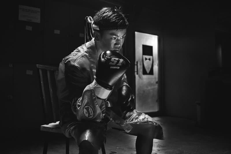 muay thai portraits