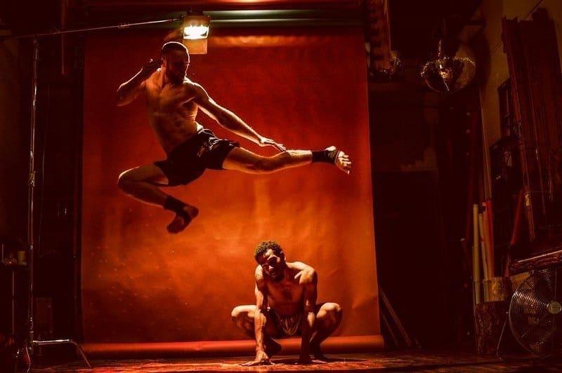 muay thai photography