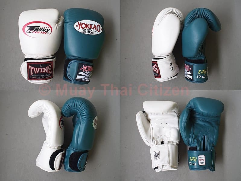 Yokkao Boxing Muay Thai Gloves Review - Muay Thai Citizen