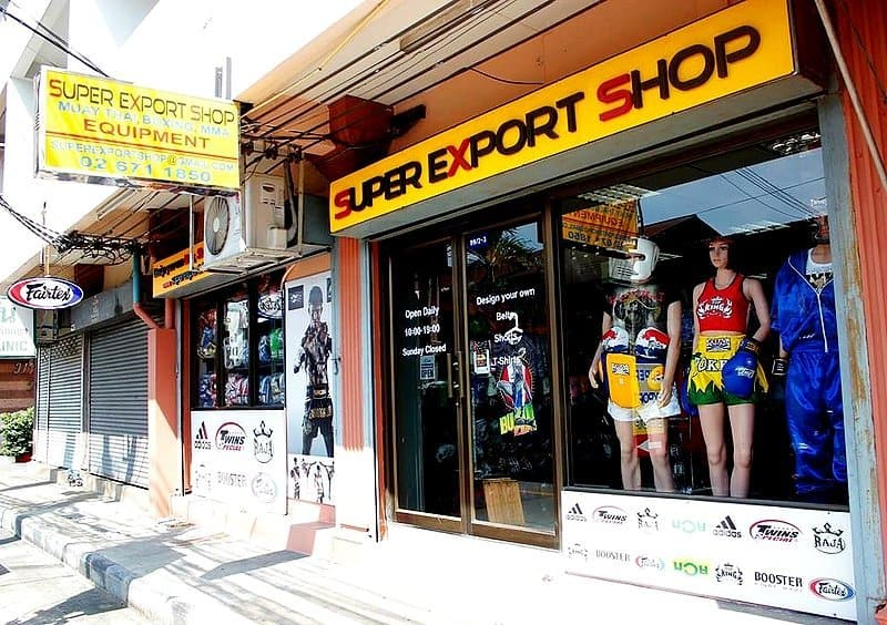 Super export shop sale