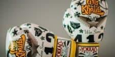 Wiz Khalifa Yokkao Crossover Muay Thai Gloves! #Hypebeast
