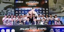 Muay Thai Expo Looks to Make Statement in Buriram