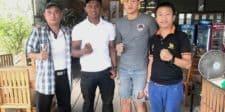 Yodwicha Joins Buakaw's Banchamek Gym