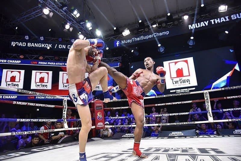 muay thai fights bangkok