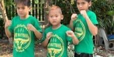 Wor Watthana: Giving the Gift of Muay Thai